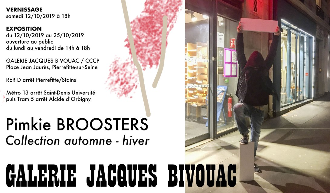 PIMKIE-BROOSTERS-Jacques-BIVOUAC